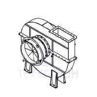 Вентилятор мельничный ВМ 15