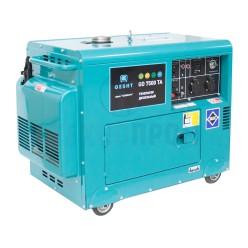 Дизельный генератор Gesht GD7500TA