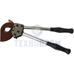 Кабелерез ручной НРМХ-75 с храповым механизмом