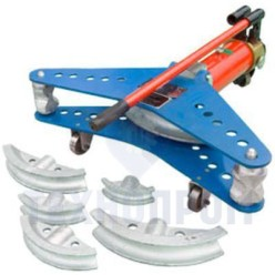 Трубогиб ручной гидравлический ТГ-1 САТУРН (1/2 , 3/4 , 1 , 16 кг, 42х37х11)