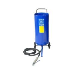 Аппарат пескоструйный насыпной T06510C AE&T 38л