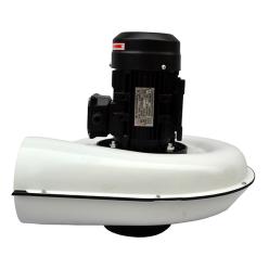 Вентилятор для отвода выхлопных газов 0.55кВт TG-F055