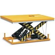 Столы подъемные гидравлические стационарные