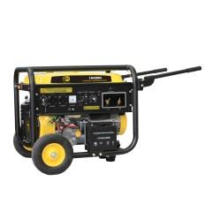 Генератор сварочный TOR TR220EW 5,0кВт 220В 25л с кнопкой запуска и колесами
