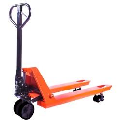 Тележка гидравлическая TOR DF 2500 (резиновые колеса)