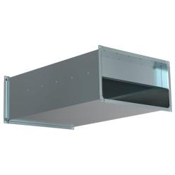 Шумоглушитель Shuft для прямоугольных воздуховодов SRr 500x250/1000