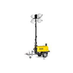 Мачта осветительная передвижная с электростанцией Wacker Neuson LTN 6L