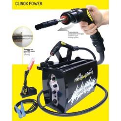 Установка CLINOX POWER для очистки сварных швов (900Вт, для MIG/MIG Pulse/TIG, авт.насос)