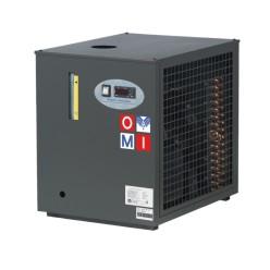 Охладитель жидкости «вода-вода» OMI CHA 4
