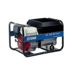 Агрегат сварочный универсальный бензиновый SDMO VX 200/4 H-C