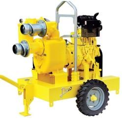 Дизельная установка водопонижения Varisco DUO JD4-250 G10 FVM06 V10