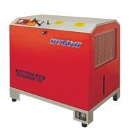 Компактный дизельный компрессор Rotair GOMMAIR 10-7