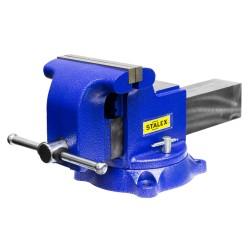 Тиски слесарные STALEX Гризли , 200 х 200 мм., 360°, 29,5 кг.
