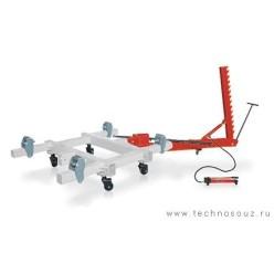 Перекатной стапель для кузовного ремонта SIVER A
