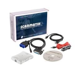 Автомобильный диагностический комплект Cканматик 2 (Базовый комплект)