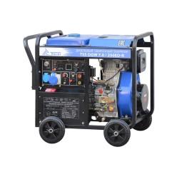 Инверторный дизельный сварочный генератор TSS DGW 7.0/250ED-R