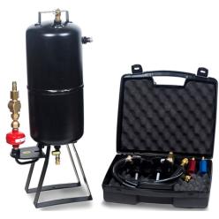Комплект для промывки системы кондиционирования автомобилей Ecotechnics Flushing Kit